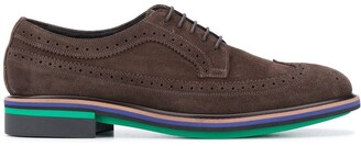Paul Smith Chase suede brogues