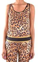 DSQUARED2 Women's Multicolor Polyester Tank Top.