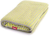 Fatboy Klaid Throw - Light Grey/Neon Yellow