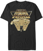 Star Wars STARWARS Episode 8 Short Sleeve Tv + Movies Graphic T-Shirt-Big and Tall