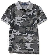 Ralph Lauren Little Boys 4-7 Camouflage-Printed Short-Sleeve Polo Shirt