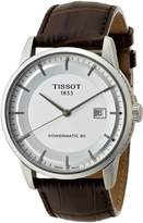Tissot Men's T0864071603100 Luxury Analog Display Swiss Automatic Watch