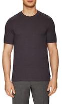 Armani Collezioni Printed Crewneck T-Shirt