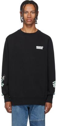 SSS World Corp Black Extra Money Sweatshirt