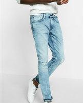 Express Skinny Fit Skinny Leg Destroyed Flex Stretch Jeans
