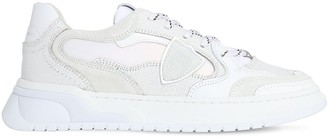 Philippe Model Saint Denis Leather Sneakers