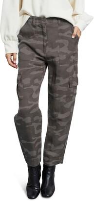 Rails Camo Print Cargo Pants
