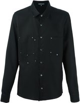 Ann Demeulemeester 'Phyllis' shirt - men - Cotton - M