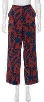 Tanya Taylor Silk Baya Pants w/ Tags
