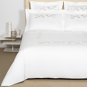 Frette Tracery Embroidery Sheet Set, King