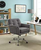 "Serta Ashland"" Winter River Gray Home Office Chair"