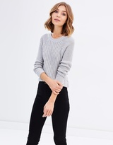 All About Eve Cambell Knit Top
