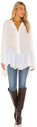 Free People Jeanette Tunic Top