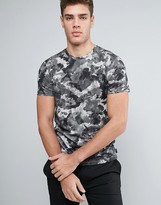 Ted Baker Floral Print T-shirt