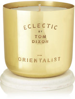 Tom Dixon Orientalist Scented Candle, 260g - Brass