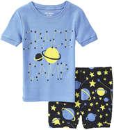Joe Fresh Toddler Boys' Knit Sleep Set, Blue (Size 5)