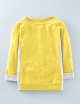 Boden Visual Cashmere Sweater