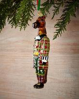 Mackenzie Childs MacKenzie-Childs Mr. Trotter Christmas Ornament