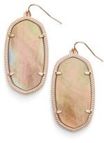 Kendra Scott Women's Danielle - Large Oval Statement Earrings
