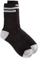 G.V.G.V. Glitter Varsity socks - women - Polyester/Polyurethane - One Size