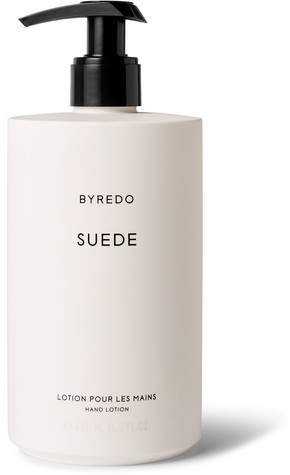Byredo Suede Hand Lotion, 450ml - White