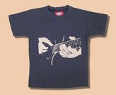 Midnight Acoustic Guitar Tee