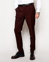 Paul Smith Slim Pants with Zip Pocket