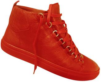Balenciaga Red Shoes For Men | Shop the