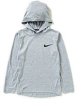 Nike Big Boys 8-20 Dri-FIT Training Hooded Top