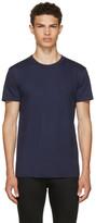 Naked & Famous Denim Navy Ring Spun T-Shirt