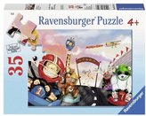 Ravensburger Go Monkey Go! (35 pc puzzle)