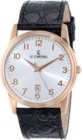 Le Château Men's 7076mrse_wht Classica Watch