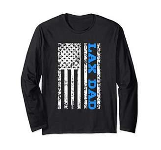 LaCrosse Dad Long Sleeve T-Shirt
