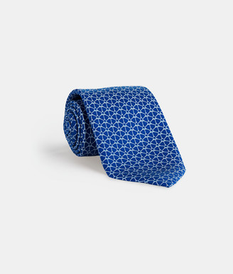 Vineyard Vines Golf Balls & Tees Geo Printed Tie