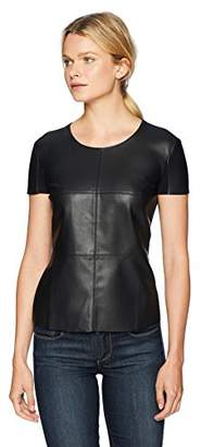 Bailey 44 Women's Hardy Leather Date Night Front Tee