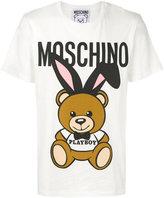 Moschino Playboy Toy Bear T-shirt