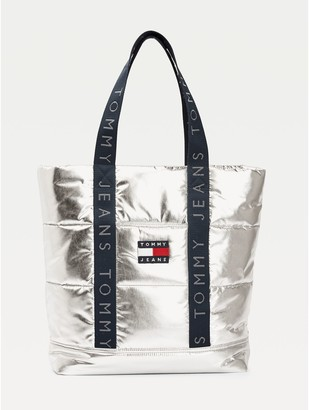 Tommy Hilfiger Recycled Puffer Tote