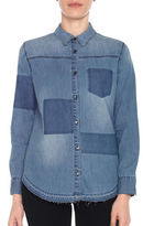 Joe's Jeans Kristna Cotton Denim Shirt