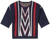 Tommy Hilfiger Th Kids Jacquard Sweater