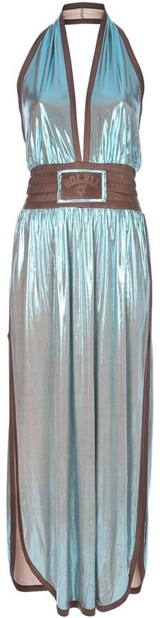 Jean Paul Gaultier Vintage halterneck dress