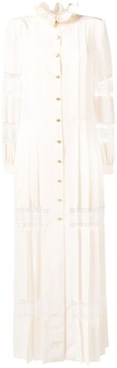 Philosophy di Lorenzo Serafini Long Shirt Dress