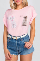 Wildfox Couture Me-Vs. You Tee