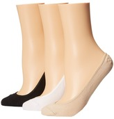 Pact Everyday No-See-Um 6-Pack Women's No Show Socks Shoes