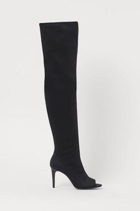 H&M Thigh boots