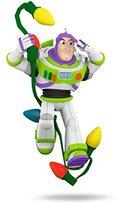 "Hallmark Keepsake Disney/Pixar Toy Story ""Buzz in Lights"" Holiday Ornament"