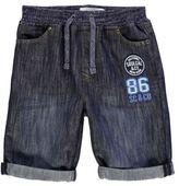 Soul Cal SoulCal Kids Badge Shorts Pants Trousers Bottoms Junior Boys Denim Drawstring