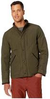 J.Crew Sussex Quilted Jacket with Eco-Friendly Primaloft (Evergreen Moss) Men's Clothing