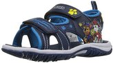 Nickelodeon Josmo Character Shoes Boys Paw Patrol Sandals
