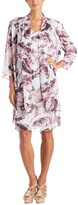 Thumbnail for your product : R & M Richards 2-Pc. Printed Jacket & Dress Set