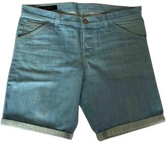 Gucci Blue Denim - Jeans Shorts